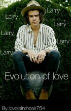 Evolution of Love {Larry} by loveisintheair754