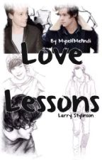 Love Lessons {Larry TeacherXStudent} by MyselfMeAndi