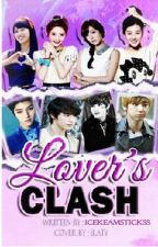 Lover's Clash by IceKeamStickss