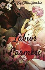 LABIOS CARMESÍ (Nalu) by Little_Smokie