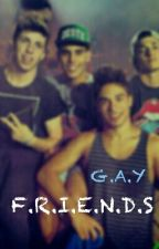 G.A.Y  F.R.I.E.N.D.S. by BobbyEliot