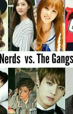 The Nerds VS The Gangsters by sheenakey