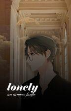lonely • eunwoo by thebiasgotmedeceased