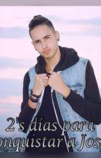 2's días para conquistar a Josué  by Arii_Rivas