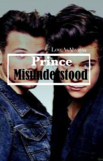 Prince Misunderstood [Larry Stylinson AU]