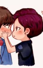My Baby Brother {Vkook} by Jung_Hyun-Mi