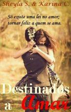 Destinados a Amar - Família Lorenzo Livro 1 (Completo) by sheylaoliversantos