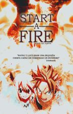 Start a fire [Fairy Tail] by littlefairyfly