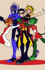 DC Universe ~ Seven Minutes In Heaven by AsterousFangirl
