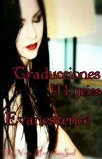Evanescence & Amy Lee [Traducciones - Lyrics] EDITANDO by NecoMegurineSad