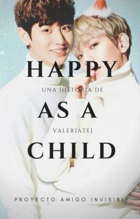 Happy as a child (Chanyeol & Baekhyun) by ValeriaTej