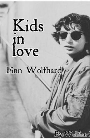 Kids in love Finn Wolfhard {FINISHED} by WolfhardXME