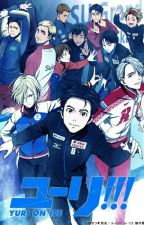 Yuri On Ice x Reader Collection by Natthealleycat