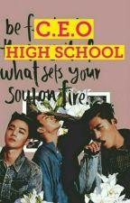 IKON CEO high school(Ikon & BTS) NC 18+ by Yoongisaa