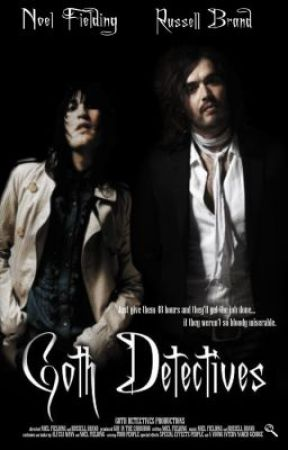 The Third Goth Detective by Forgiven-Forgotten