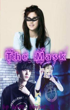 The Mask [Min Yoongi] by Hulk_buster_11