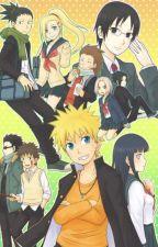 Naruto high school (Naruto couple) by NgnTrn417