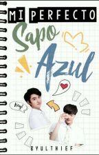 Mi Perfecto Sapo Azúl by ByulThief