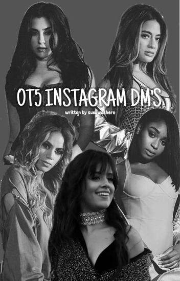 OT5 Instagram DM's