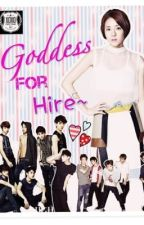 Goddess for hire ~ [slow update] by ChanOopy05