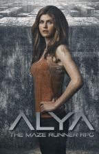 Alya |The Maze Runner RPG by majortom-