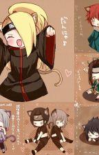 (Akatsuki)Lớp học hài hước và vui nhộn- Akatsuki! by Leona_Harumi321
