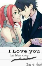 I Love You by Afisyah1d