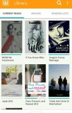 Recommended Good Stories  by Salsabilarhhhh