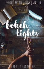 bokeh lights by cigarettic