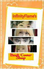 InfinityFlame's Book Cover Shop [OPEN] by krylllr