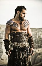 I want you ~ Khal drogo by Magical-warlock