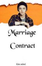 عقد زواج _ marriage contract by KimMimi1