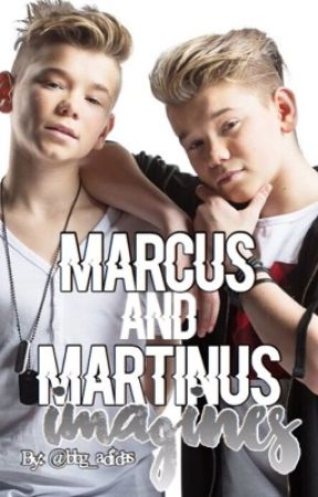 Marcus and Martinus Imagines by blurredsehun