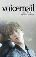 Voicemail 》Kim Seok Jin by CouldBeTheOne