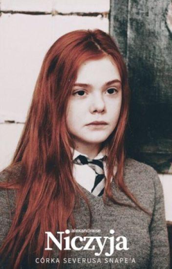 Niczyja - córka Severusa Snape'a [Z]