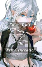 Snow White Boy & The New Generation by sitinuraisyah501