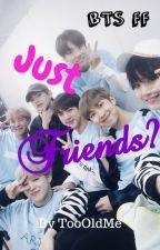 Just Friends? [Bts ff, German] by larakreamer