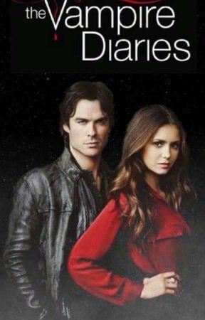 The Vampire Diaries   by sraLaetitia
