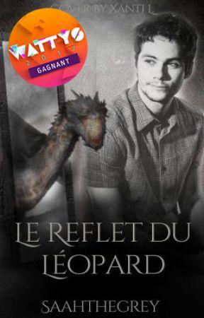 Le Reflet du Léopard by Saahthegrey