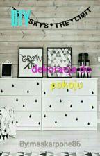 DIY dekoracje do pokoju by maskarpone86
