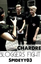 Bloggers Fight | Chardre ✏ by Spideyy03