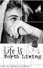 Life is Worth Living~ Lukas Rieger  by Unicorn_Olaxx