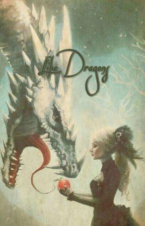 Like Dragons by AlexandraKatsinelou