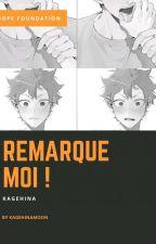 Remarque-moi by dahaninajoua