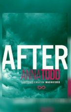 After - primeiro livro da trilogia de Anna Todd  by genydias