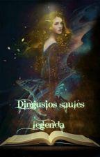 Dingusios saulės legenda by Eglala
