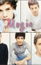 Magic (Larry Stylinson) {TERMINADA} by Silveramber