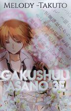 Gakushuu Asano, 3°E by Melody-Takuto