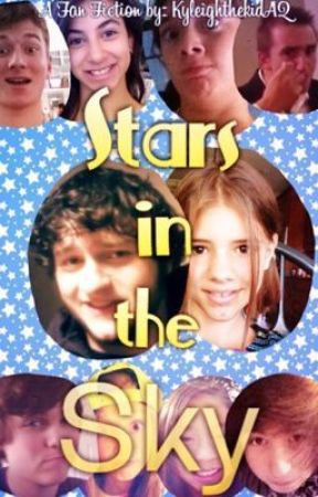 Stars in the Sky (A SkyDoesMinecraft, TrueMU, DeadloxMC ...Bajancanadian In Real Life