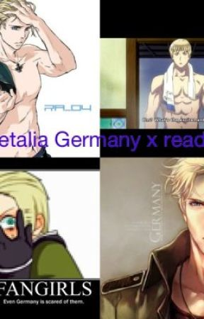 Hetalia Germany x Readers (REQUESTS PERMANENTLY CLOSED ) - Parties